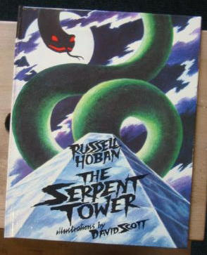 Photo of THE SERPENT TOWER- Stock Number: 383862