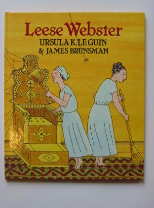 Photo of LEESE WEBSTER written by Le Guin, Ursula illustrated by Brunsman, James published by Victor Gollancz Ltd. (STOCK CODE: 383906)  for sale by Stella & Rose's Books