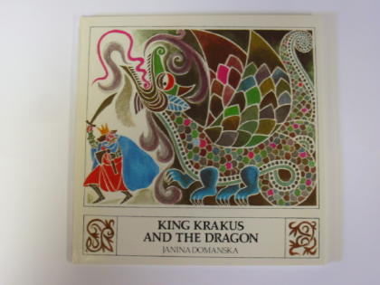 Photo of KING KRAKUS AND THE DRAGON- Stock Number: 383973
