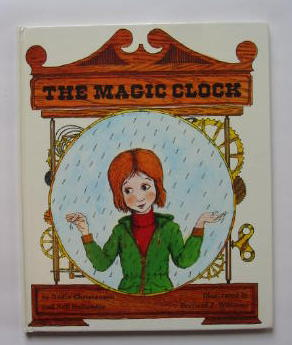 Photo of THE MAGIC CLOCK written by Christensen, Nadia Hollander, Neil illustrated by Williams, Bernard J. published by Frederick Warne (STOCK CODE: 384227)  for sale by Stella & Rose's Books