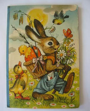 Photo of RICKY THE RABBIT illustrated by Kubasta, Vojtech published by Bancroft & Co.(Publishers) Ltd. (STOCK CODE: 384457)  for sale by Stella & Rose's Books