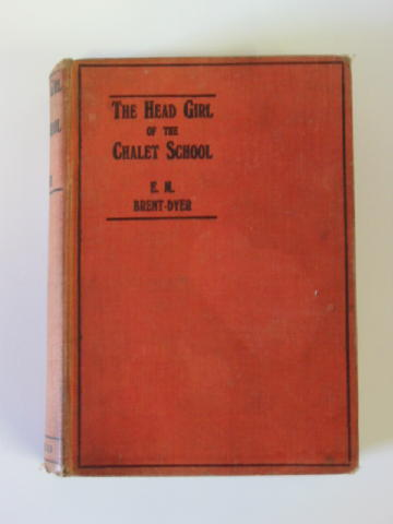 Photo of THE HEAD GIRL OF THE CHALET SCHOOL written by Brent-Dyer, Elinor M. illustrated by Brisley, Nina K. published by W. & R. Chambers Limited (STOCK CODE: 384618)  for sale by Stella & Rose's Books