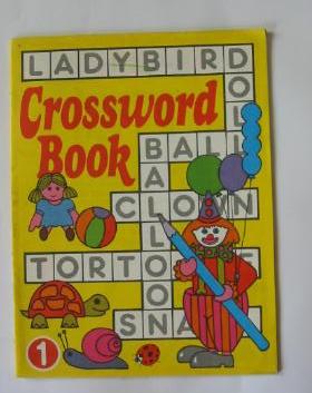 Photo of CROSSWORD BOOK 1- Stock Number: 384849