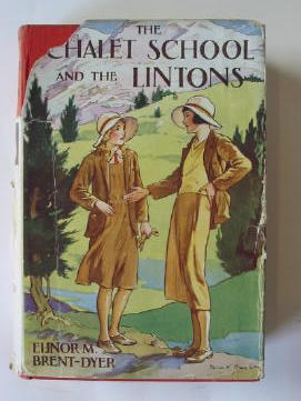 Photo of THE CHALET SCHOOL AND THE LINTONS written by Brent-Dyer, Elinor M. illustrated by Brisley, Nina K. published by W. & R. Chambers Limited (STOCK CODE: 384864)  for sale by Stella & Rose's Books