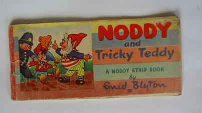 Photo of NODDY AND TRICKY TEDDY written by Blyton, Enid published by Sampson Low, Marston & Co. Ltd. (STOCK CODE: 385075)  for sale by Stella & Rose's Books