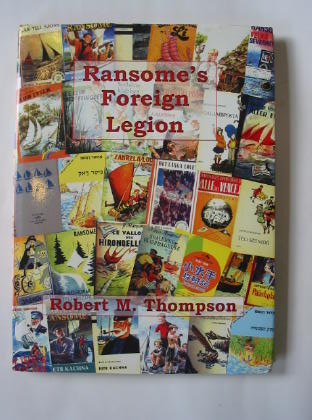 Photo of RANSOME FOREIGN LEGION written by Ransome, Arthur