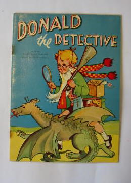 Photo of DONALD THE DETECTIVE- Stock Number: 385776