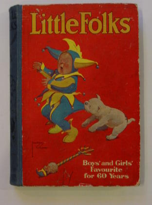 Photo of LITTLE FOLKS VOL 116 written by Pocock, Doris Judd, Alfred Marchant, Bessie et al,  illustrated by Aris, Ernest A. Rountree, Harry Newsome, D. Cuneo,  et al.,  published by The Amalgamated Press (STOCK CODE: 385985)  for sale by Stella & Rose's Books