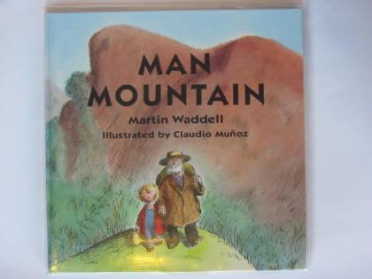 Photo of MAN MOUNTAIN written by Waddell, Martin illustrated by Munoz, Claudio published by Viking (STOCK CODE: 403109)  for sale by Stella & Rose's Books