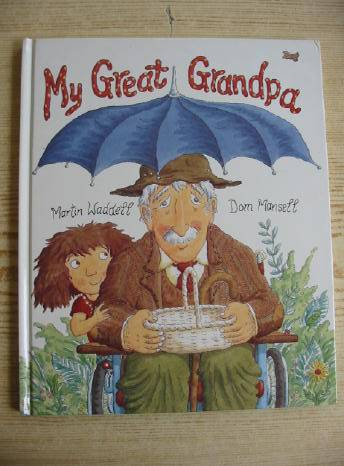 Photo of MY GREAT GRANDPA written by Waddell, Martin illustrated by Mansell, Dom published by Walker Books (STOCK CODE: 403110)  for sale by Stella & Rose's Books