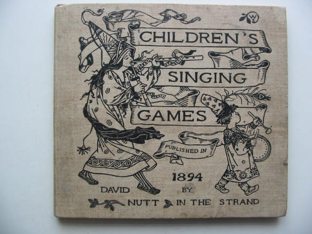 Photo of CHILDREN'S SINGING GAMES- Stock Number: 405613