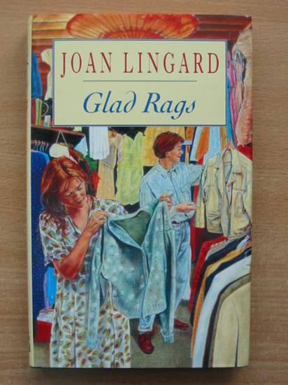 Photo of GLAD RAGS written by Lingard, Joan published by Hamish Hamilton (STOCK CODE: 425654)  for sale by Stella & Rose's Books