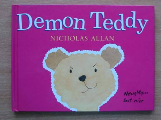 Photo of DEMON TEDDY- Stock Number: 425934