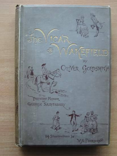 Photo of THE VICAR OF WAKEFIELD written by Goldsmith, Oliver illustrated by Poirson, V.A. published by John C. Nimmo (STOCK CODE: 427437)  for sale by Stella & Rose's Books