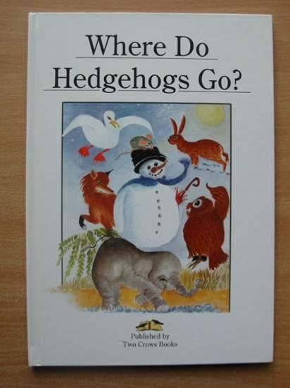 Photo of WHERE DO HEDGEHOGS GO?- Stock Number: 428225