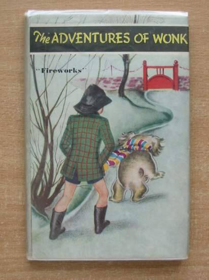 Photo of THE ADVENTURES OF WONK - FIREWORKS written by Levy, Muriel illustrated by Kiddell-Monroe, Joan published by Wills & Hepworth Ltd. (STOCK CODE: 430136)  for sale by Stella & Rose's Books