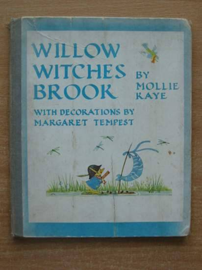Photo of WILLOW WITCHES BROOK written by Kaye, Mollie illustrated by Tempest, Margaret published by Collins (STOCK CODE: 430838)  for sale by Stella & Rose's Books