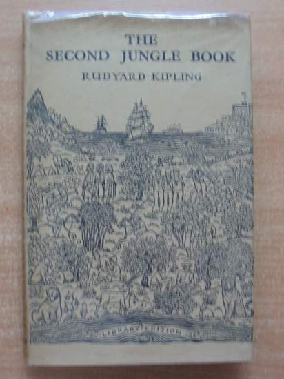 Photo of THE SECOND JUNGLE BOOK written by Kipling, Rudyard illustrated by Kipling, J. Lockwood published by Macmillan & Co. Ltd. (STOCK CODE: 431910)  for sale by Stella & Rose's Books