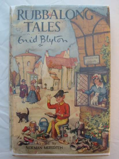 Photo of RUBBALONG TALES written by Blyton, Enid illustrated by Meredith, Norman published by Macmillan & Co. Ltd. (STOCK CODE: 434388)  for sale by Stella & Rose's Books