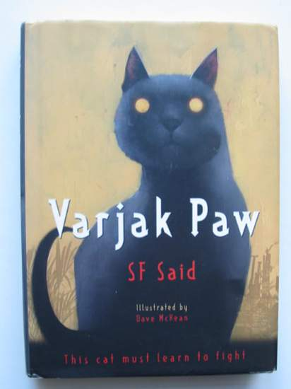 Photo of VARJAK PAW written by Said, S.F. illustrated by Mckean, Dave published by David Fickling Books (STOCK CODE: 434721)  for sale by Stella & Rose's Books