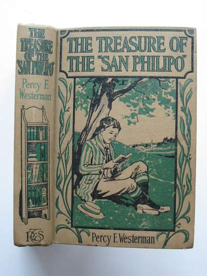Photo of THE TREASURE OF THE 'SAN PHILIPO' written by Westerman, Percy F. published by The Boy's Own Paper (STOCK CODE: 435507)  for sale by Stella & Rose's Books