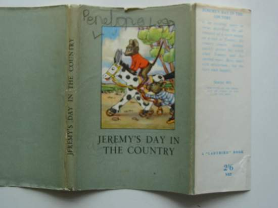 Photo of JEREMY'S DAY IN THE COUNTRY written by Macgregor, A.J. Perring, W. illustrated by Macgregor, A.J. published by Wills & Hepworth Ltd. (STOCK CODE: 438207)  for sale by Stella & Rose's Books