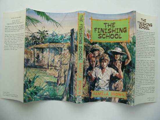 Photo of THE FINISHING SCHOOL written by Brown, Pamela published by John Goodchild (STOCK CODE: 438220)  for sale by Stella & Rose's Books