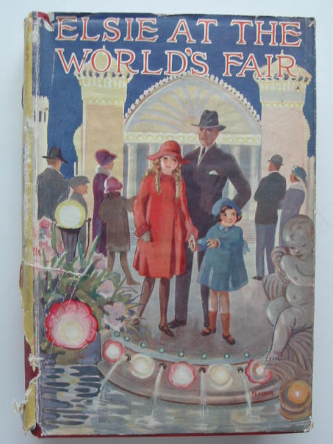Photo of ELSIE AT THE WORLD'S FAIR written by Finley, Martha published by George Routledge & Sons Ltd. (STOCK CODE: 439009)  for sale by Stella & Rose's Books