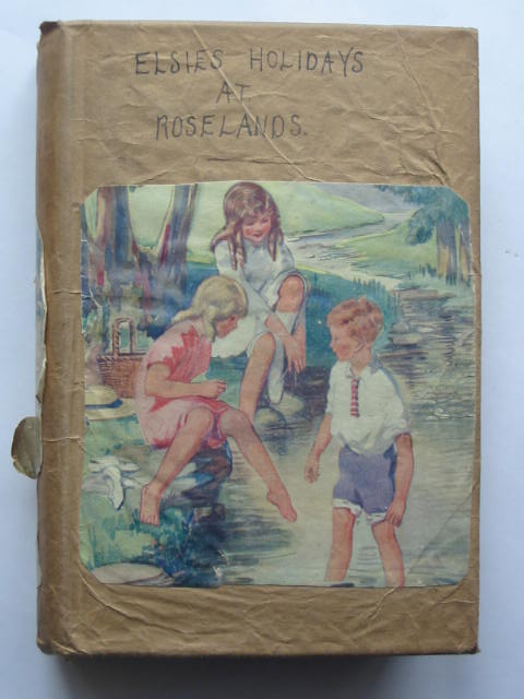 Photo of ELSIE'S HOLIDAYS AT ROSELANDS written by Finley, Martha published by George Routledge & Sons Ltd. (STOCK CODE: 439297)  for sale by Stella & Rose's Books
