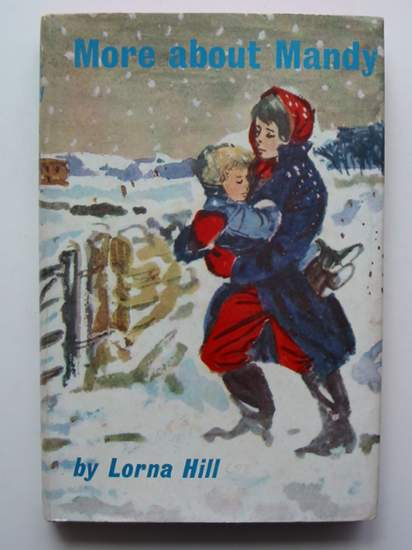 Photo of MORE ABOUT MANDY written by Hill, Lorna illustrated by Robinson, Ann Kent published by Evans Brothers Limited (STOCK CODE: 439879)  for sale by Stella & Rose's Books