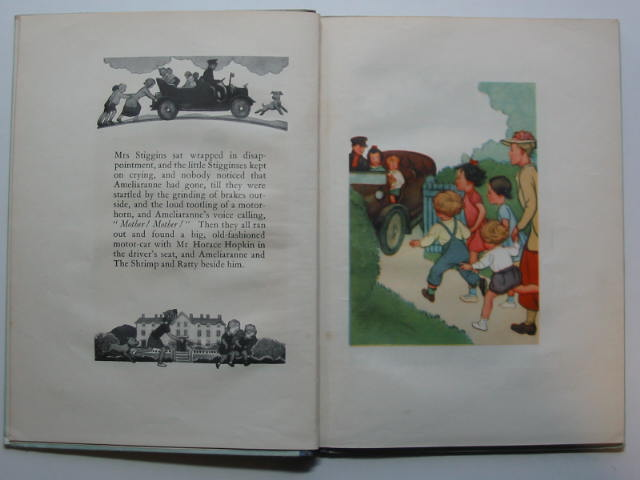 Photo of AMELIARANNE GOES TOURING written by Heward, Constance illustrated by Pearse, S.B. published by George G. Harrap & Co. Ltd. (STOCK CODE: 440294)  for sale by Stella & Rose's Books
