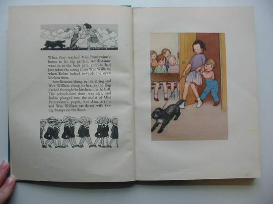 Photo of AMELIARANNE KEEPS SCHOOL written by Heward, Constance illustrated by Pearse, S.B. published by George G. Harrap & Co. Ltd. (STOCK CODE: 441849)  for sale by Stella & Rose's Books