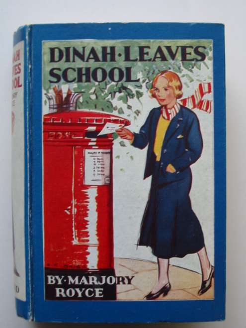 Photo of DINAH LEAVES SCHOOL- Stock Number: 444611