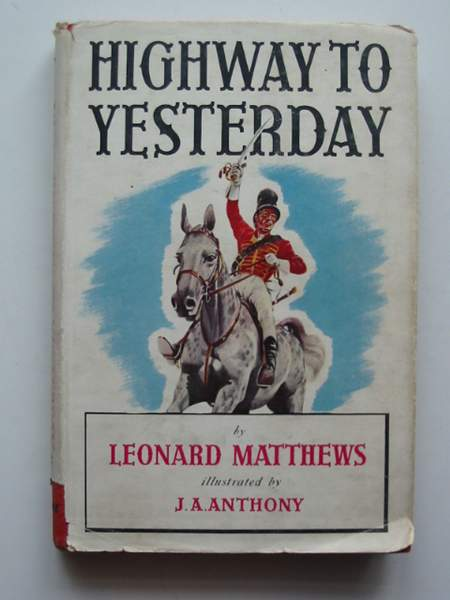 Photo of HIGHWAY TO YESTERDAY- Stock Number: 445026