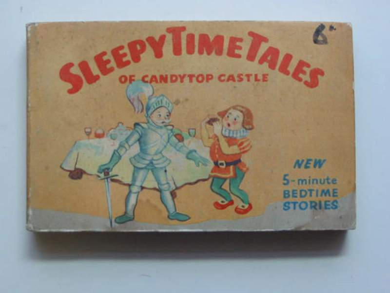 Photo of SLEEPY TIME TALES OF CANDYTOP CASTLE written by Hodgetts, Sheila published by Sampson Low, Marston & Co. Ltd. (STOCK CODE: 446209)  for sale by Stella & Rose's Books