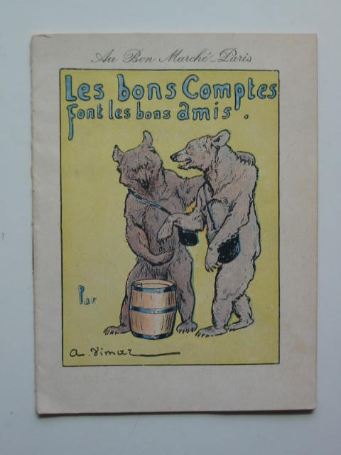 Photo of LES BONS COMPTES FONT LES BONS AMIS published by M. Moreau (STOCK CODE: 446267)  for sale by Stella & Rose's Books