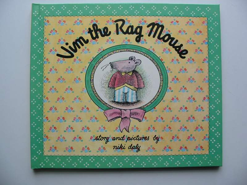 Photo of VIM THE RAG MOUSE- Stock Number: 446847