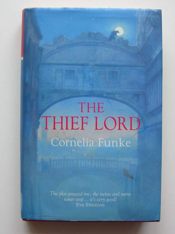 Photo of THE THIEF LORD- Stock Number: 447033