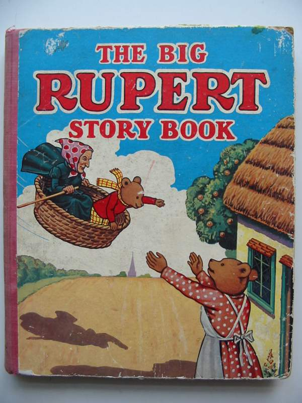 Photo of THE BIG RUPERT STORY BOOK written by Tourtel, Mary published by Purnell (STOCK CODE: 447761)  for sale by Stella & Rose's Books