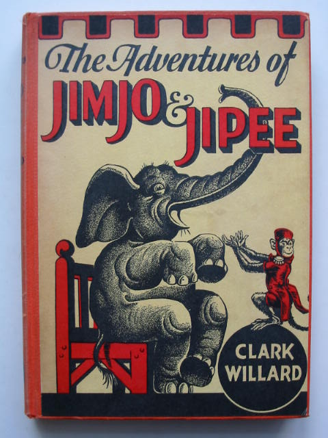 Photo of THE ADVENTURES OF JIMJO AND JIPEE written by Willard, Clark published by The Penn Publishing Company (STOCK CODE: 449090)  for sale by Stella & Rose's Books
