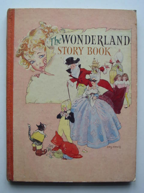 Photo of THE WONDERLAND STORY BOOK illustrated by Brooks, Mary published by Ward, Lock & Co. Limited (STOCK CODE: 449471)  for sale by Stella & Rose's Books