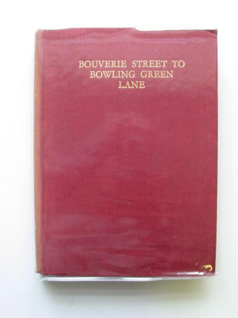 Photo of BOUVERIE STREET TO BOWLING GREEN LANE written by Armstrong, Arthur C. published by Hodder & Stoughton (STOCK CODE: 485665)  for sale by Stella & Rose's Books