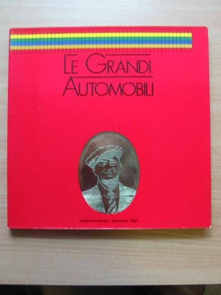 Photo of LE GRANDI AUTOMOBILI 3 published by Automobilia (STOCK CODE: 486015)  for sale by Stella & Rose's Books