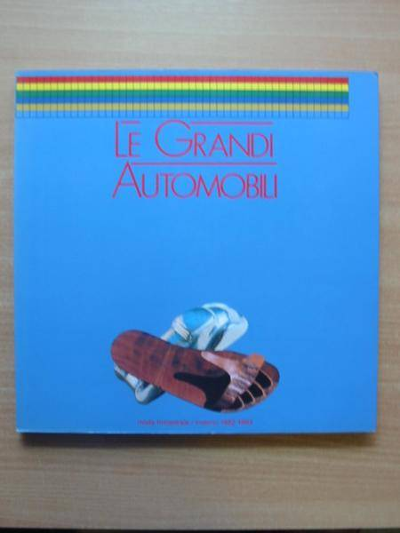 Photo of LE GRANDI AUTOMOBILI 2 published by Automobilia (STOCK CODE: 486016)  for sale by Stella & Rose's Books