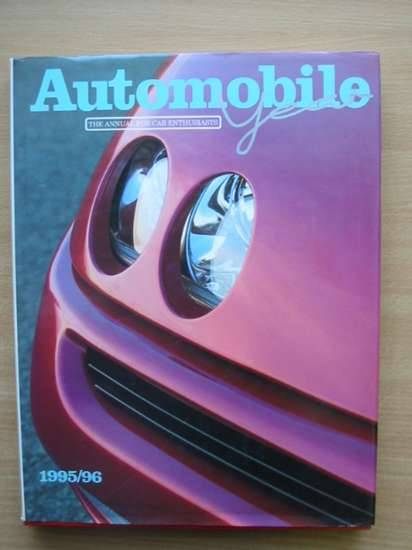 Photo of AUTOMOBILE YEAR NO. 43 1995/6 written by Norris, Ian published by Editions Jr (STOCK CODE: 486089)  for sale by Stella & Rose's Books
