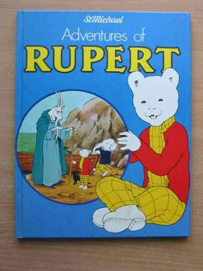 Photo of St MICHAEL ADVENTURES OF RUPERT- Stock Number: 487088