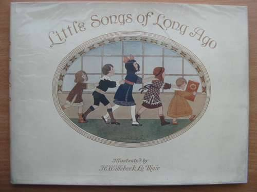 Photo of LITTLE SONGS OF LONG AGO- Stock Number: 508200