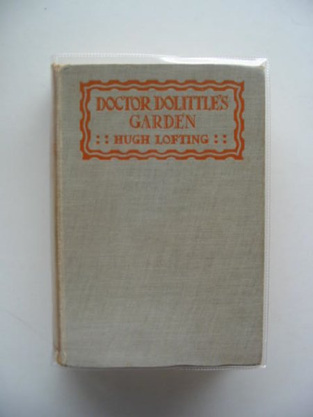 Photo of DOCTOR DOLITTLE'S GARDEN- Stock Number: 553236