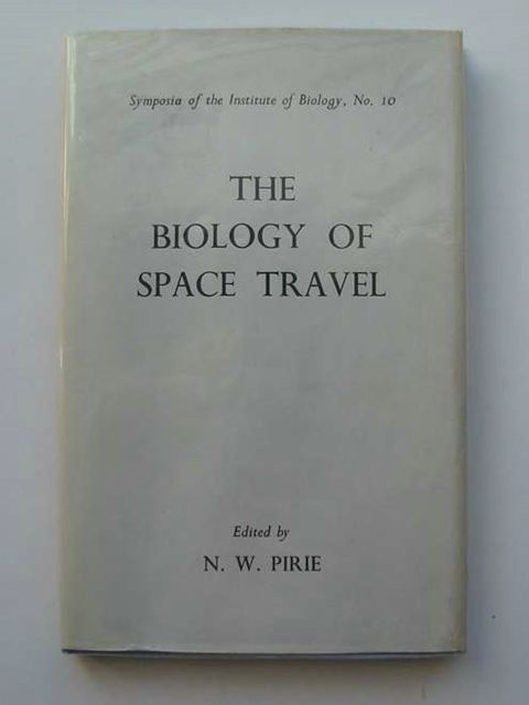 Photo of THE BIOLOGY OF SPACE TRAVEL- Stock Number: 553314