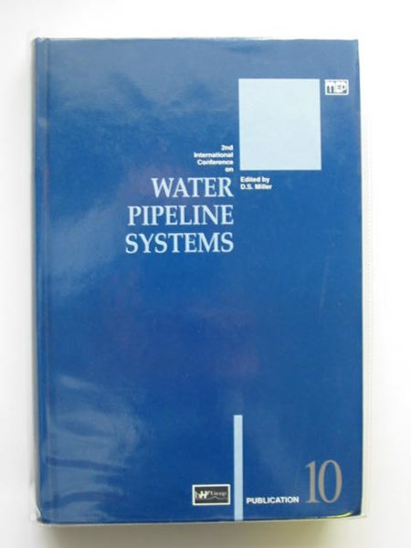 Photo of WATER PIPELINE SYSTEMS written by Miller, D.S. published by Mechanical Engineering Publications Limited (STOCK CODE: 554980)  for sale by Stella & Rose's Books